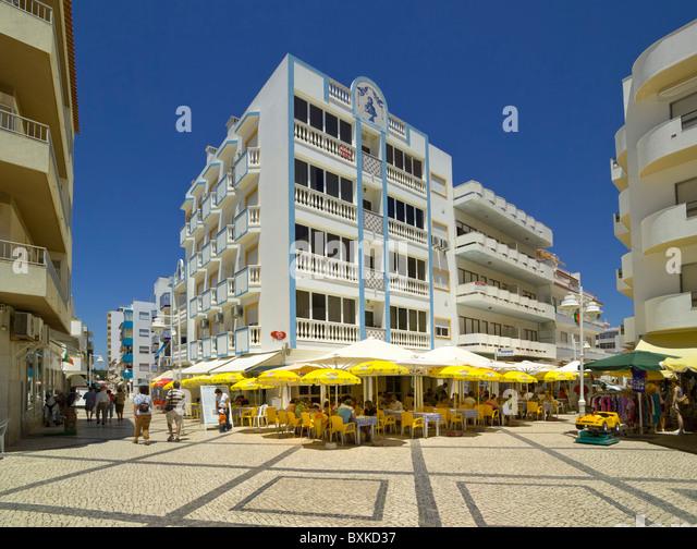 Monte Gordo Restaurant On The Beach