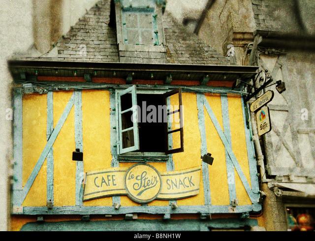 french window - Stock-Bilder