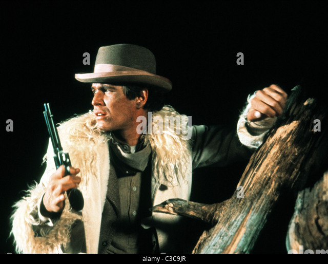 TOM BERENGER BUTCH AND SUNDANCE: THE EARLY DAYS (1979) - Stock Image