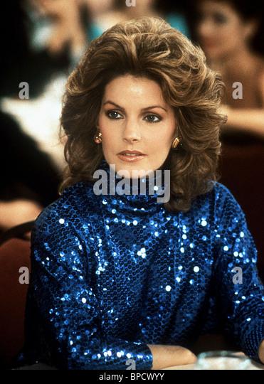 PRISCILLA PRESLEY DALLAS (1986) - Stock Image