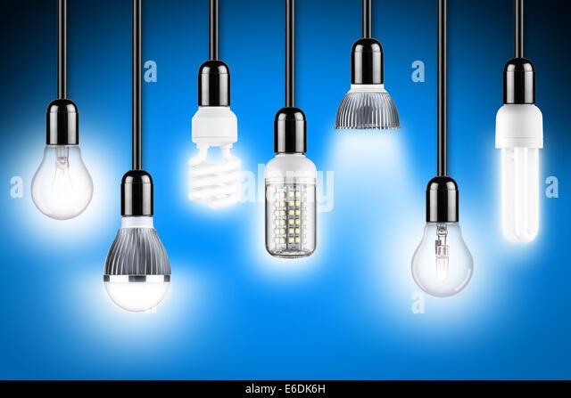 Light Bulbs Led Stock Photos Light Bulbs Led Stock