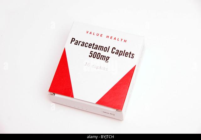Generic Paracetamol