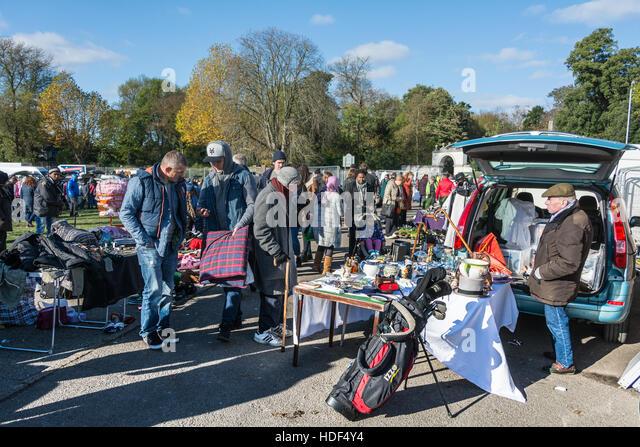 Chiswick Community School Car Boot Sale