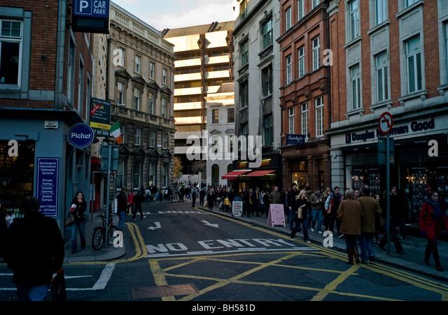 Car Parks Pearse Street Dublin