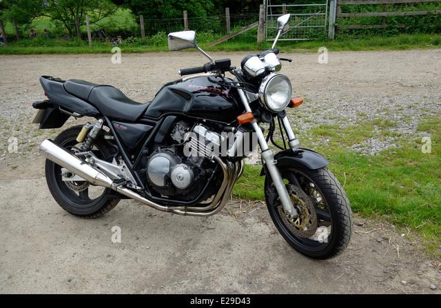 Cb400 stock photos cb400 stock images alamy for Honda motor company stock