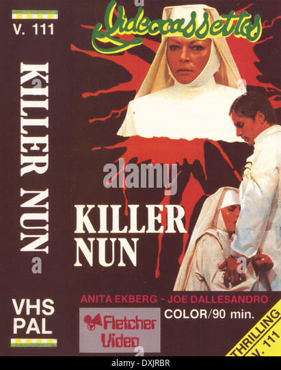 KILLER NUN (1978) PICTURE FROM THE RONALD GRANT ARCHIVE - Stock-Bilder