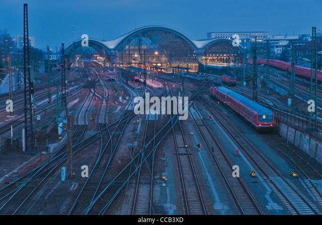 Eisenbahn stock photos eisenbahn stock images alamy for Berlin to dresden train