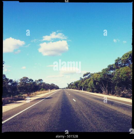 On the road again! - Stock-Bilder