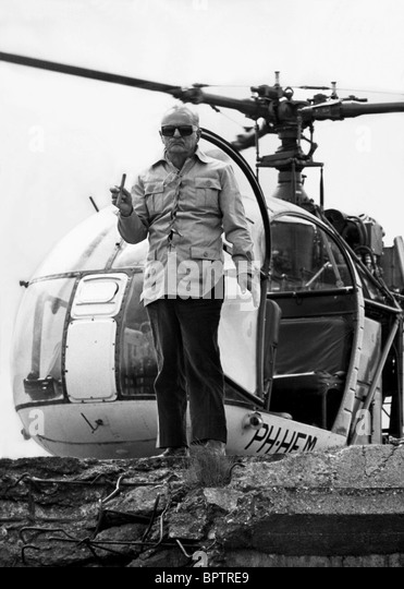 DARRYL F. ZANNUCK 20TH CENTURY FOX PRODUCER (1957) - Stock Image