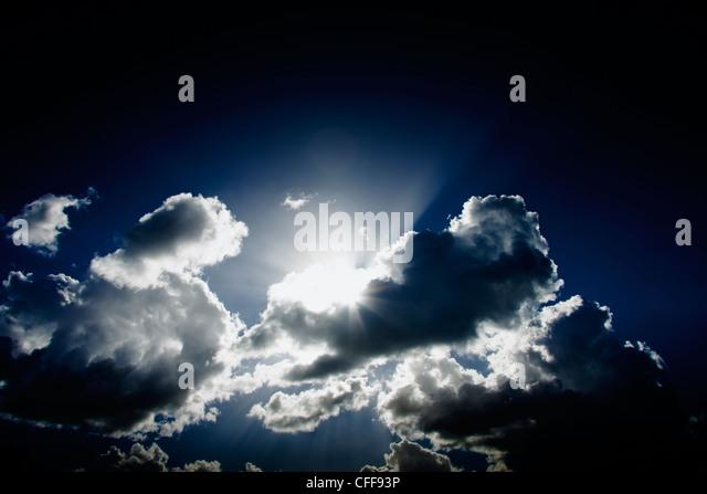 Heavenly Clouds - Stock-Bilder