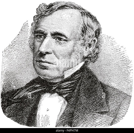 Zachary Taylor (1784-1850), 12th President of the United States, Engraving, 1889 - Stock-Bilder