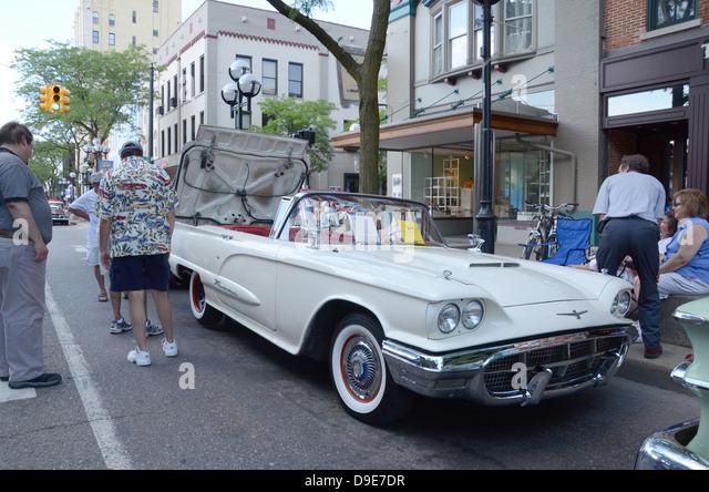 Bedford Michigan Car Show