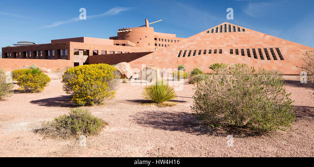 The Clark County Government Center in Las Vegas, Nevada, USA. - Stock Image