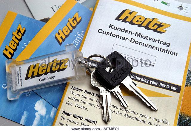 hertz car hire stock photos hertz car hire stock images alamy. Black Bedroom Furniture Sets. Home Design Ideas