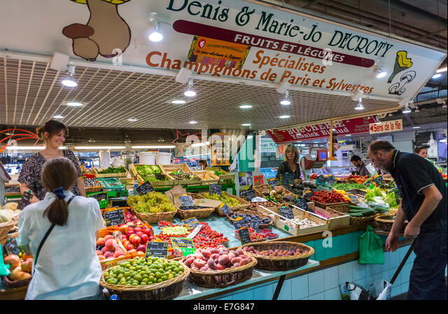 French local food markets stock photos french local food for Aquitaine france cuisine