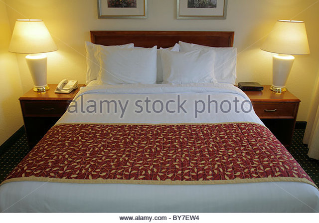 Baltimore Maryland Linthicum Marriott Residence Inn BWI Airport global lodging hospitality hotel motel lodging guest - Stock Image