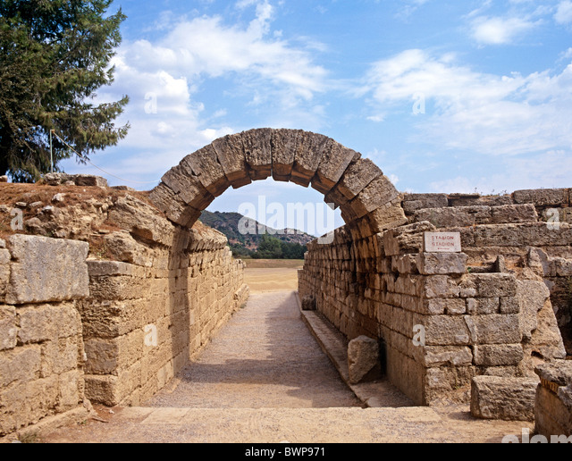 a history of the olympic games in ancient greece and modern times The first ancient olympic games can be traced back to olympia in 776 bc professor of ancient greek history at dartmouth at times they died before they could.