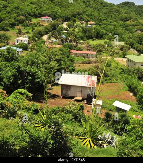 Tropical Tropics Shack Home Stock Photos Tropical