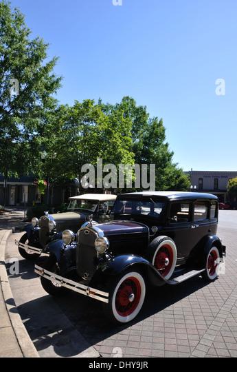 Classic Car Vintage Franklin Stock Photos Amp Classic Car