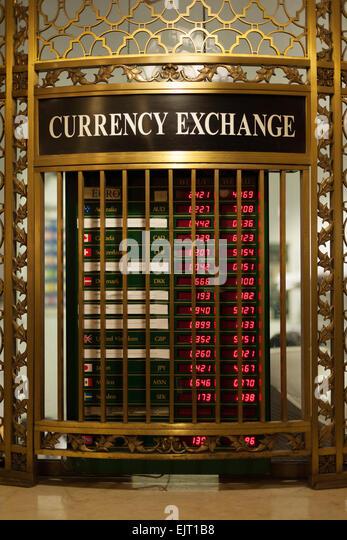 Forex exchange new york