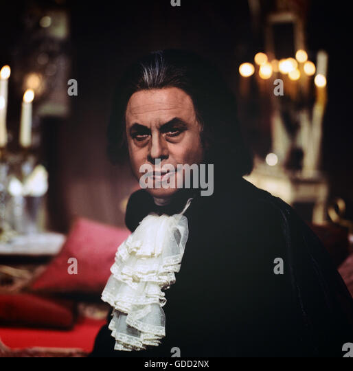 George London, 6.10.1973 - Stock Image