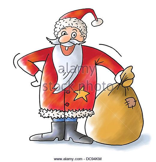 Santa Claus - Stock-Bilder