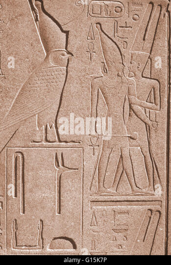 In ancient egypt stock photos