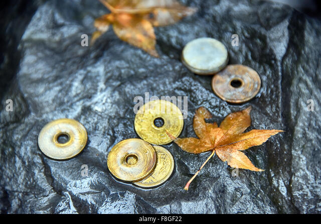 Time and money - Stock Image
