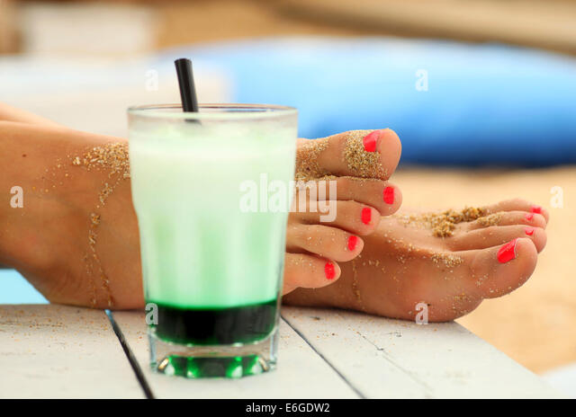 Bar feet stock photos bar feet stock images alamy for Fish pedicure dc