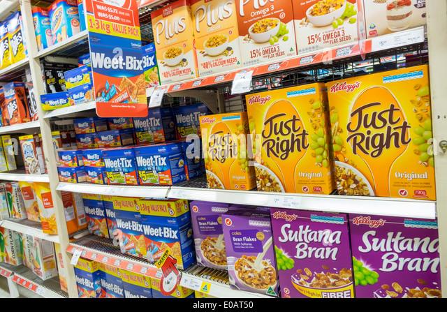 Bush Foods Breakfast Cereal Australia