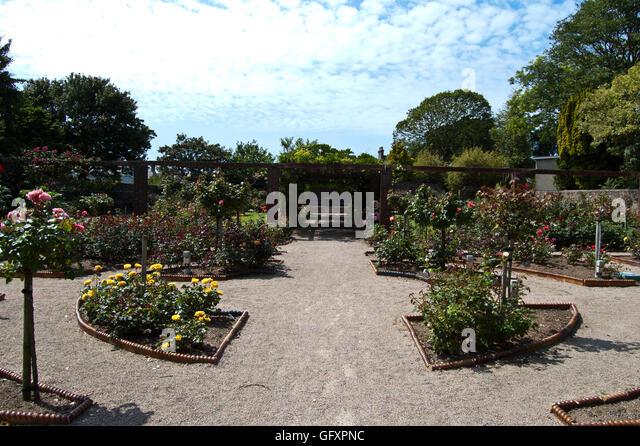 Howard davis park stock photos howard davis park stock for Garden design jersey channel islands