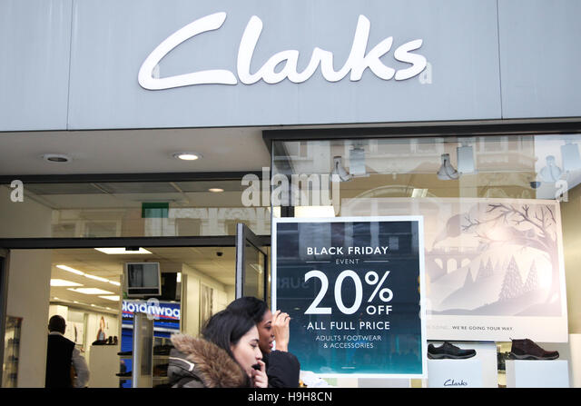 Clarks Shoe Shops London