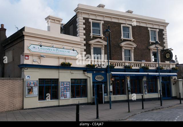 Globe Restaurant  Avenue Road London