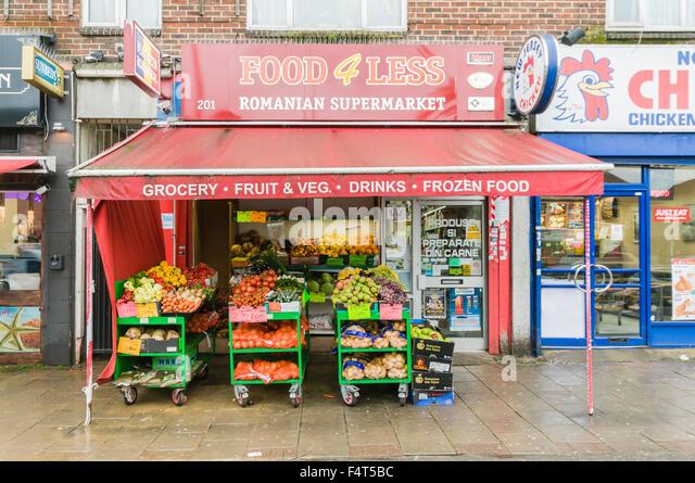 Romanian Food Store Hull