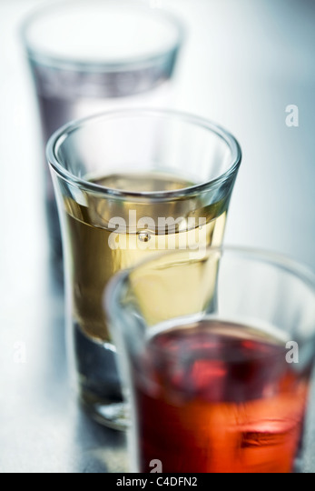shots - Stock Image