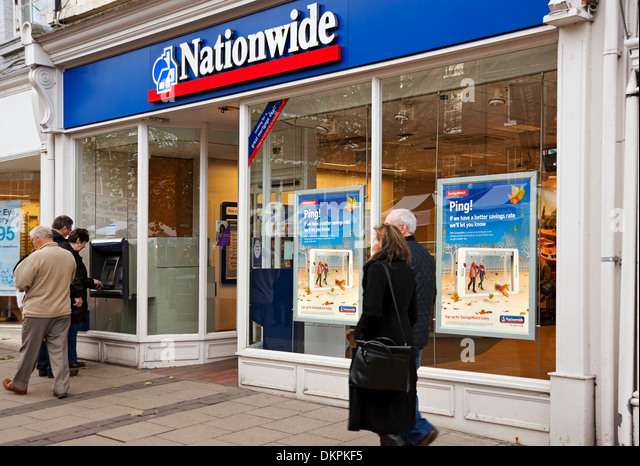 Nationwide Building Society Sheffield Branch