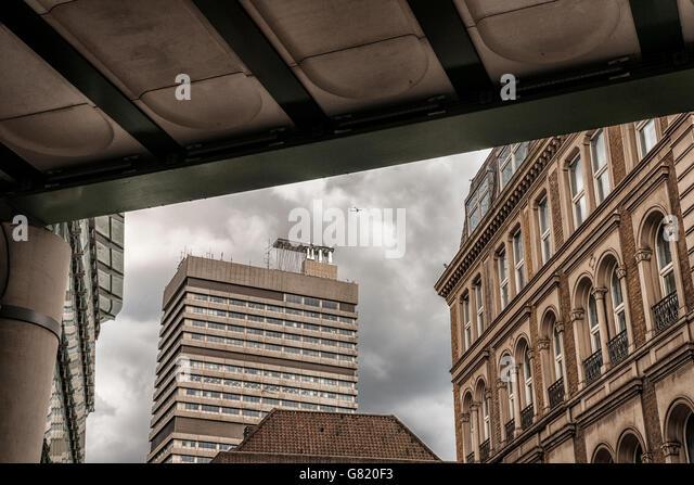 London,England-Guy's and St.Thomas Hospital - Stock Image