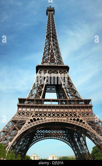 Eiffel Tower XXXL - Stock Image