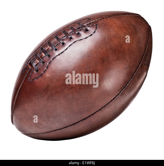 Old Rugby Ball Stock Photos & Old Rugby Ball Stock Images