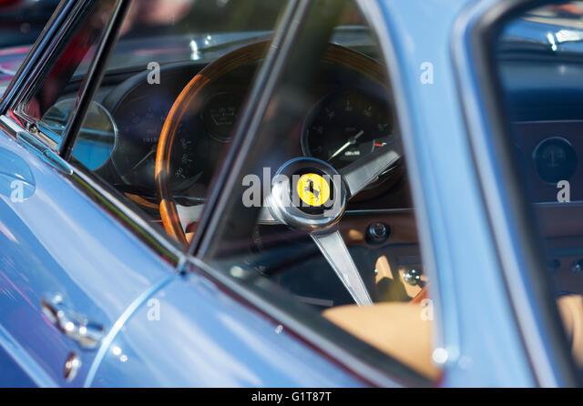ferrari steering wheel stock photos ferrari steering wheel stock images alamy. Black Bedroom Furniture Sets. Home Design Ideas