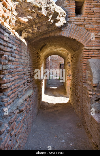 ostia antica an overlooked archaeological site Like pompeii, ostia antica faces problems common to many of the sprawling archaeological sites in italy money is scarce, the site is understaffed, and surveillance is spotty.