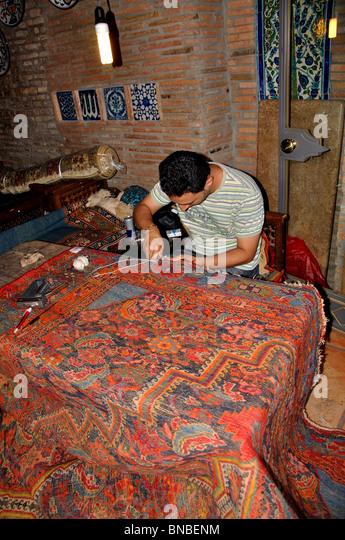 Persian Carpet Stock Photos amp Images