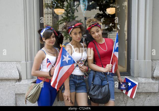 rican teen girls puerto