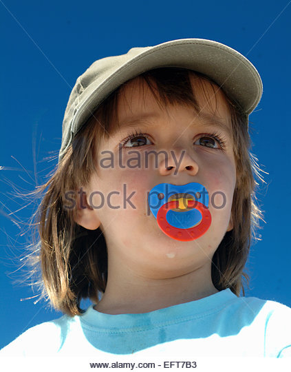how to break a 2 year old from pacifier