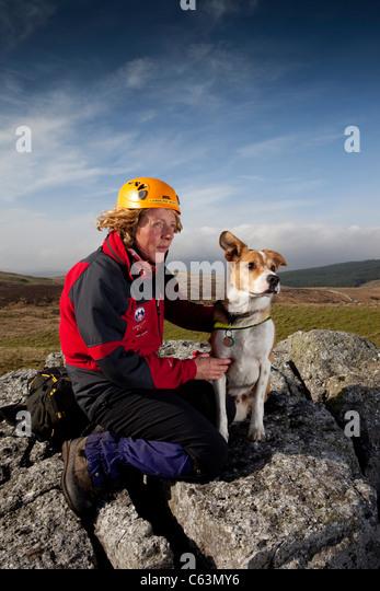 Cumbria Mountain Rescue Dogs