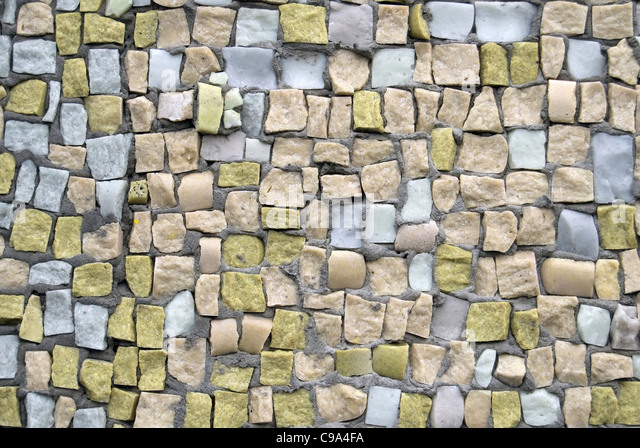 mosaic close up - Stock-Bilder
