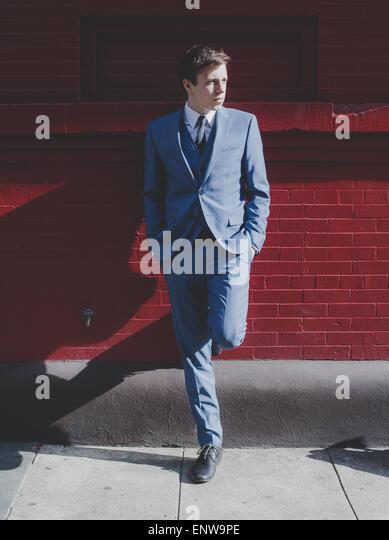 Male Fashion - Stock Image