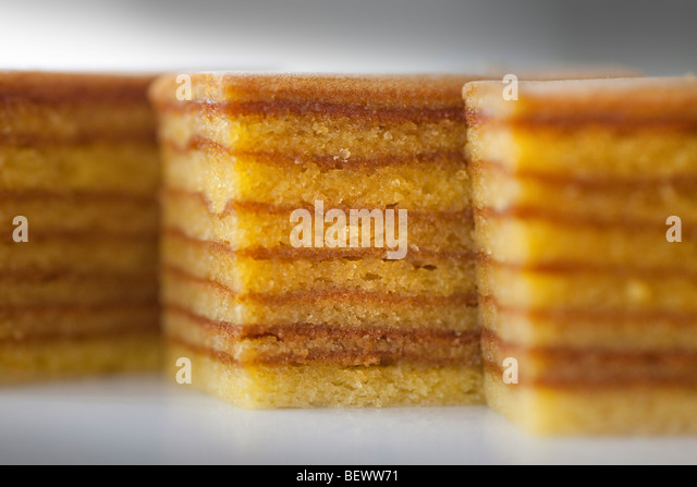 Fast Indonesian Layer Cake