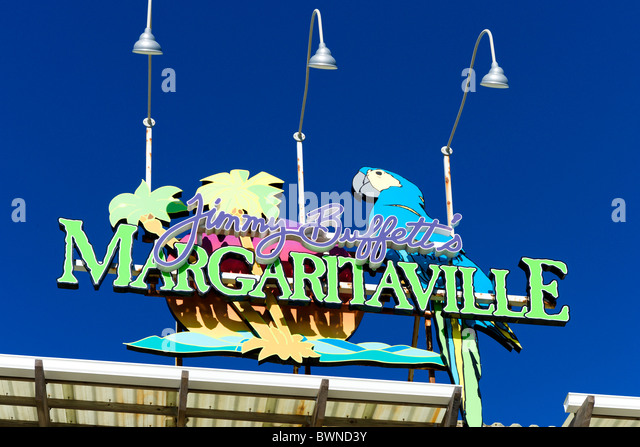 Jimmy Buffett Margaritaville Restaurant Panama City Beach