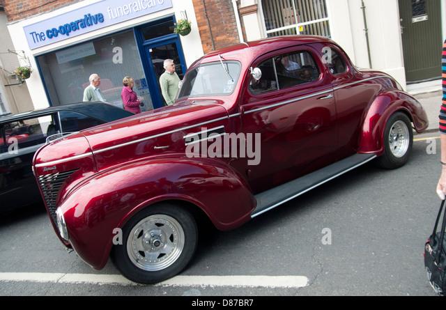 Faversham Classic Car Show